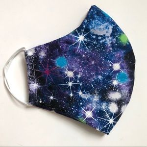 Accessories - 25% OFF 2/More Galaxy Adult Small Face Mask